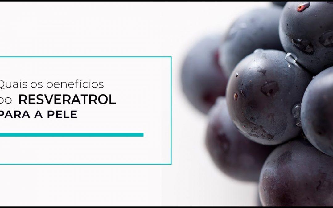 QUAIS OS BENEFÍCIOS DO RESVERATROL PARA PELE | DR. MAURIZIO PUPO
