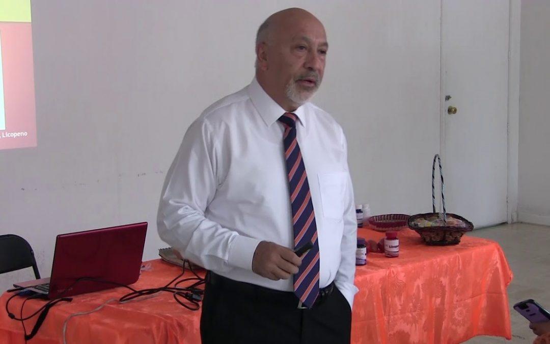 Licopeno y resveratrol   Rogelio González Ramos