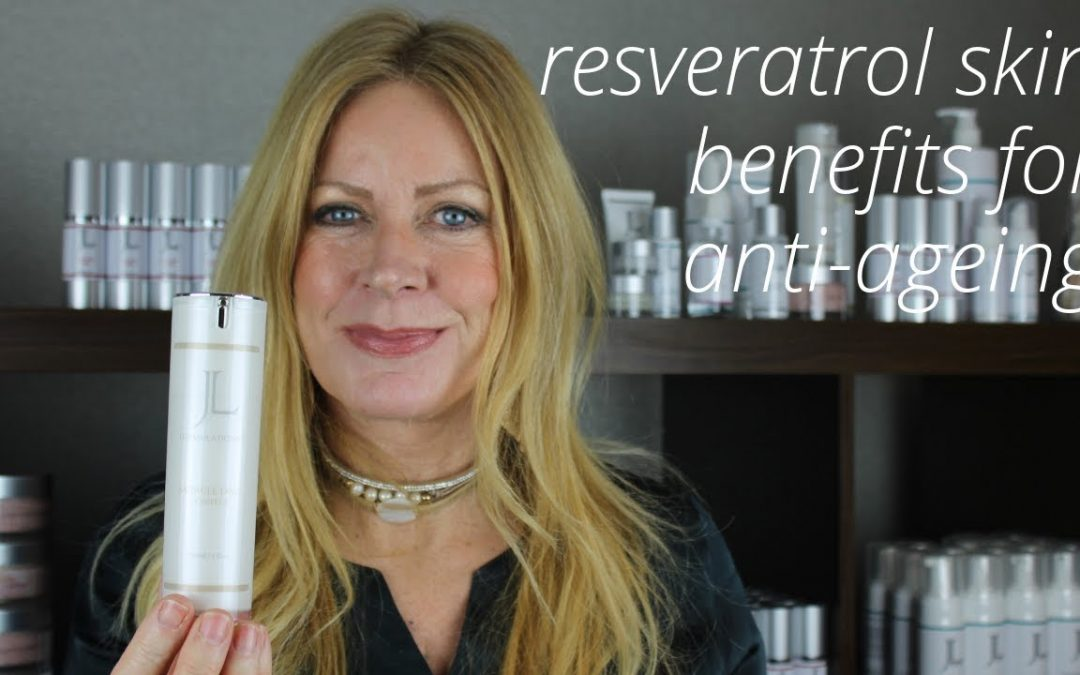 RESVERATROL SKIN BENEFITS FOR ANTI-AGEING  | HOW TO ADD IT TO YOUR SKINCARE ROUTINE