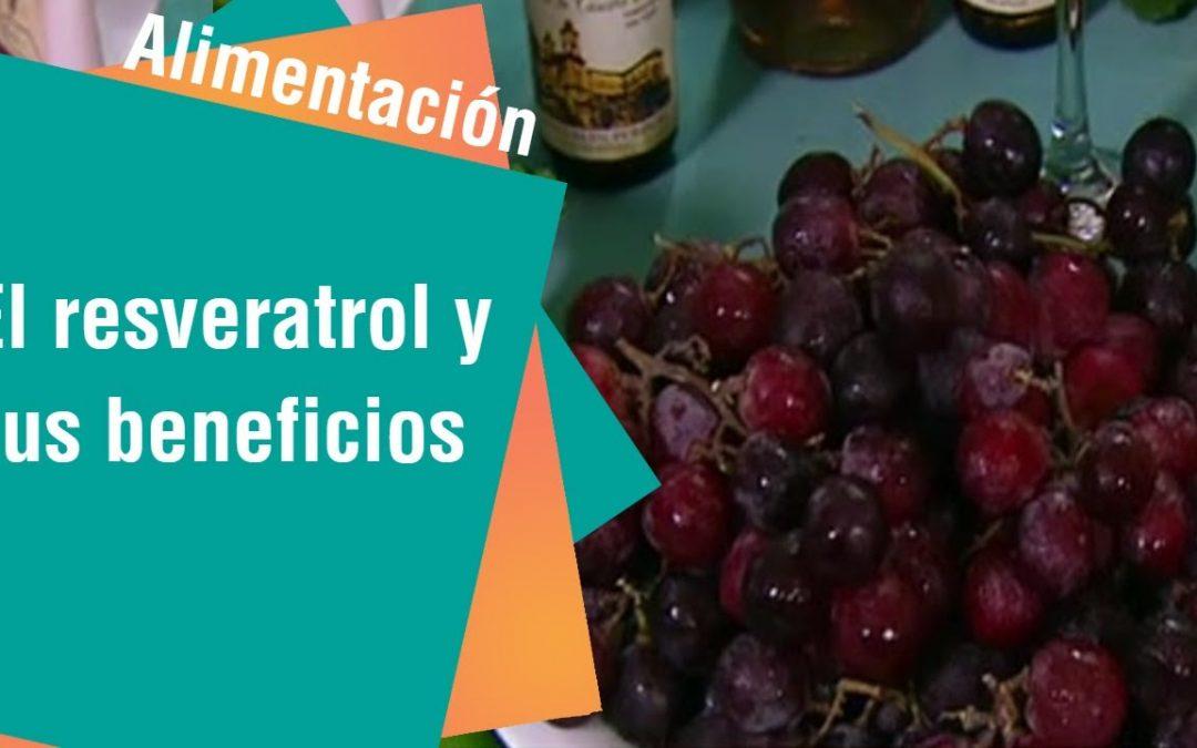 ¿Qué es el resveratrol y por qué es tan bueno para nuestro cuerpo? | Alimentación